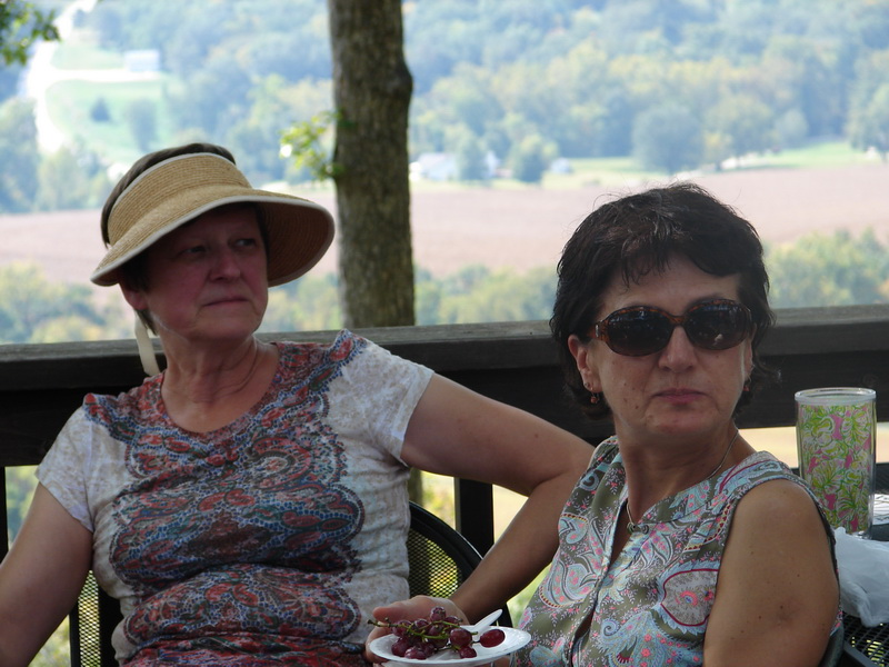 Sept. 27, 2014  Meetup at Montelle Winery