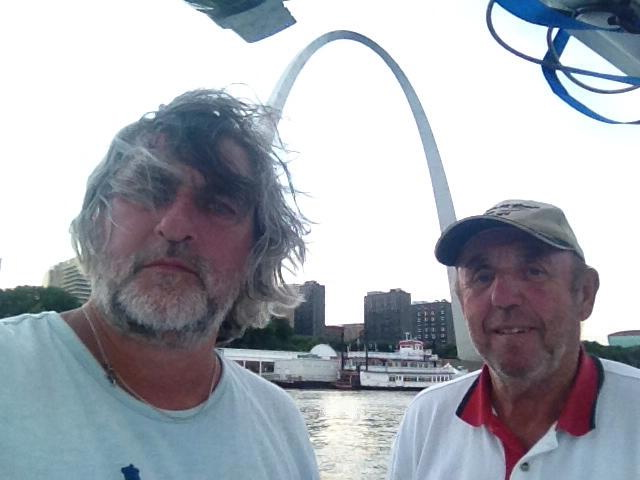 Great Loop Polonia 2014 in St Louis